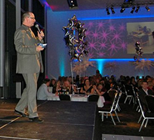 charity Auctioneer Carl Royle
