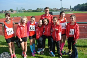 Salford Harrier Juniors