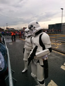 Comic Con Magic Storm Troopers