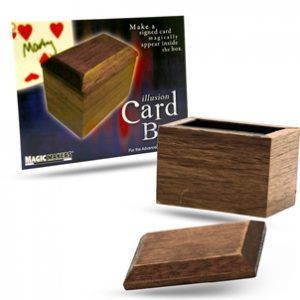 Illusion Card Box (Card To Box)